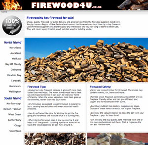 firewood4u-screenshot